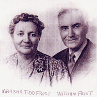 Marcia and Will Frost