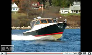 Lowell 26 boat videos - bass boat lobster yacht